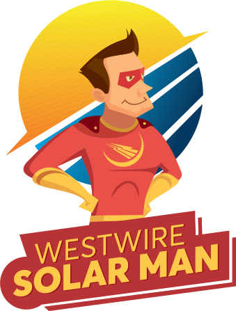 Westwire Solar man